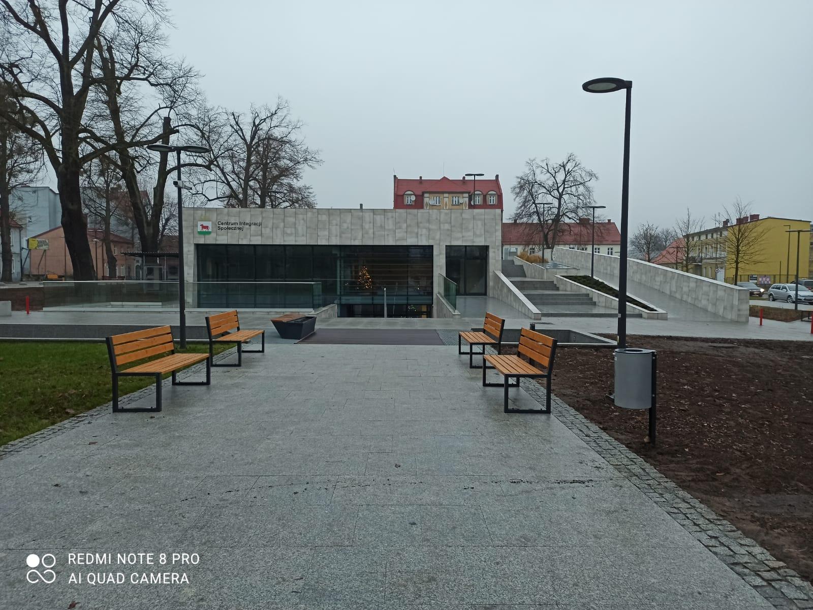 Centrum Integracji Społecznej w Trzciance