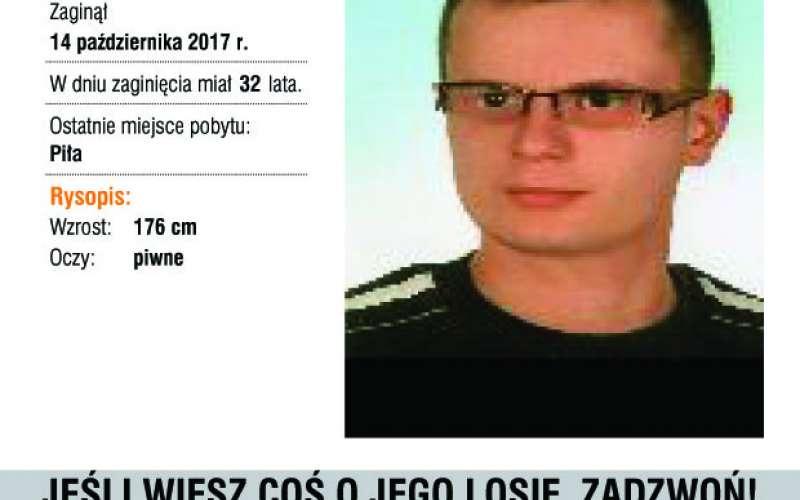 poszukiwany Łukasz Paweł Zawali