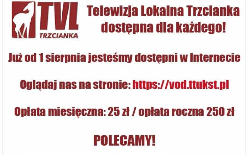TV Trzcianka on-line