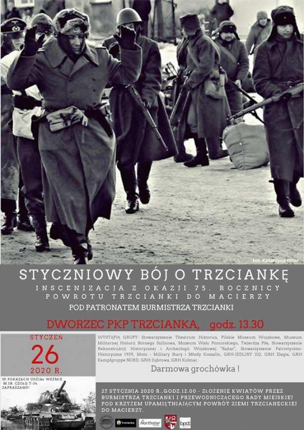 75 rocznica powrotu Trzcianki do Macierzy