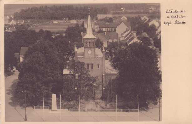 Kościól w Schönlanke / Trzciance