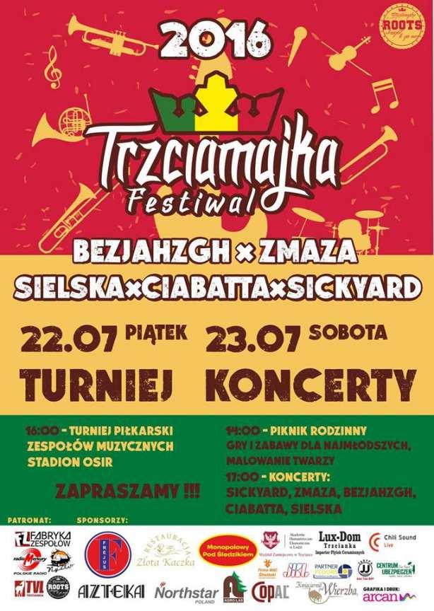 Trzciamajka Festiwal