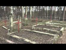 Embedded thumbnail for Łomnica: Odrestaurowali zabytkowy cmentarz